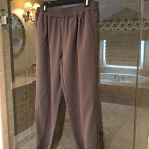 Joie grey mariner pants